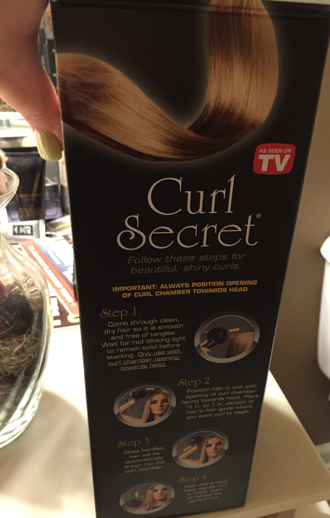 product review curl secret realgirlrant. Black Bedroom Furniture Sets. Home Design Ideas