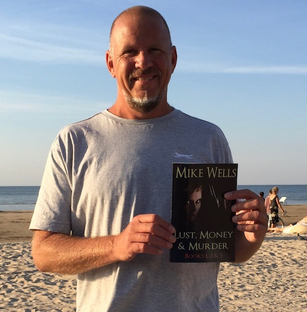 Mike-Wells-Author
